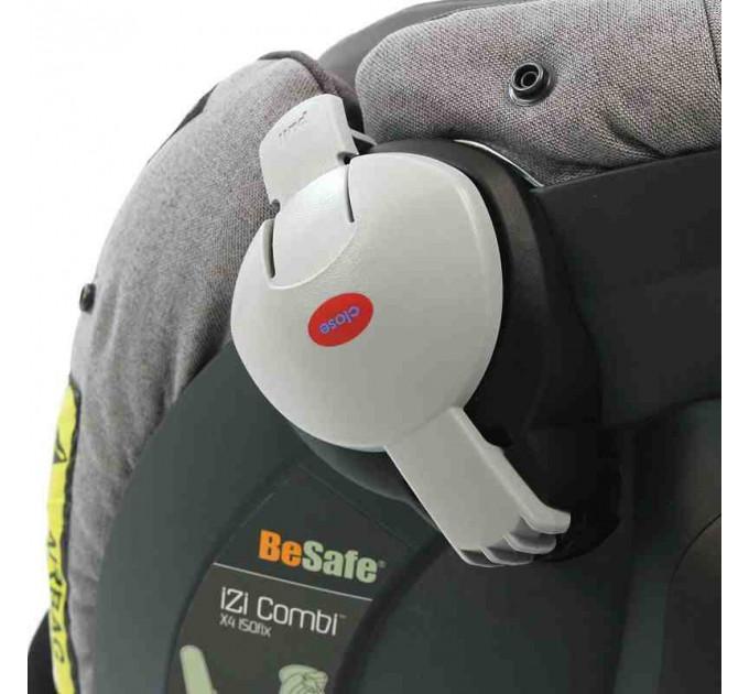 Автокресло детское BeSafe Combi X4 Isofix