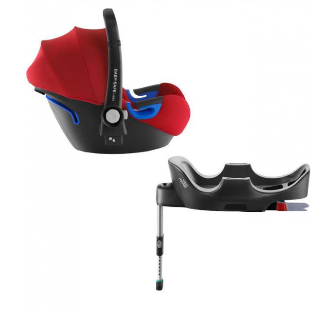 Автокресло для новорожденного Romer Baby-Safe i-Size с базой Isofix