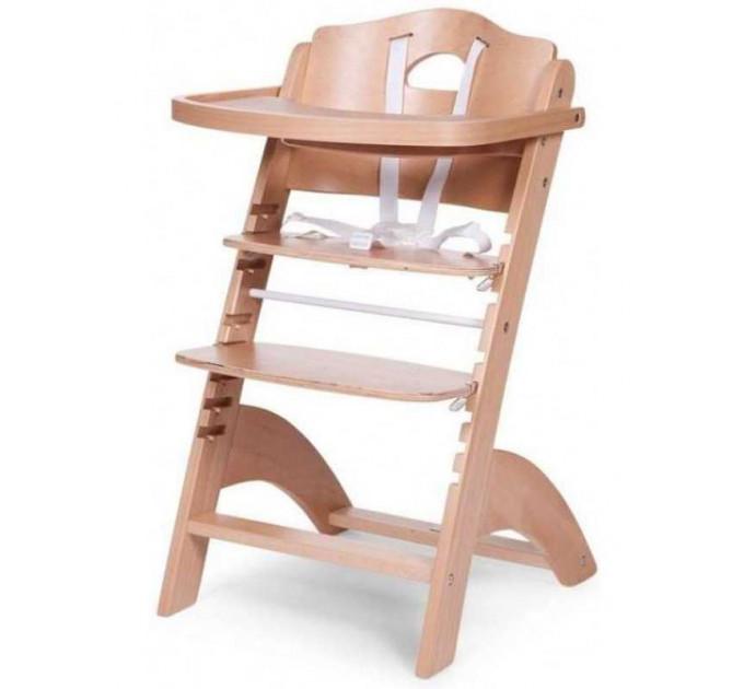 Стульчик Childhome Lambda 2 для кормления деревянный
