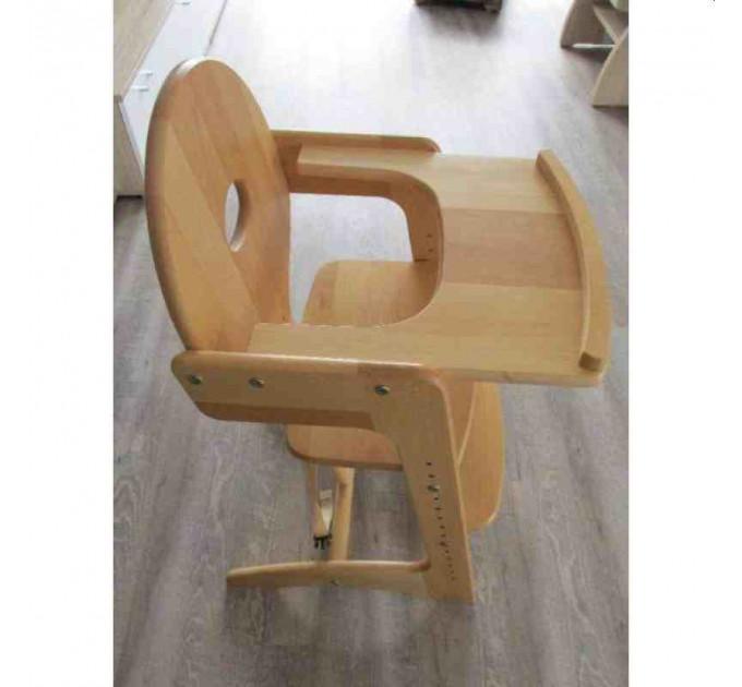 Стульчик Geuther Filou для кормления деревянный