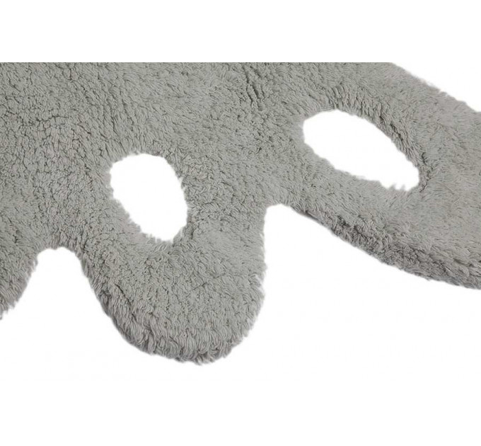 Ковер Lorena Canals Кружево Lace серый 120 на 160 см