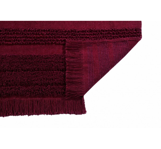 Ковер Lorena Canals Воздушная саванна красный 140 на 200 см