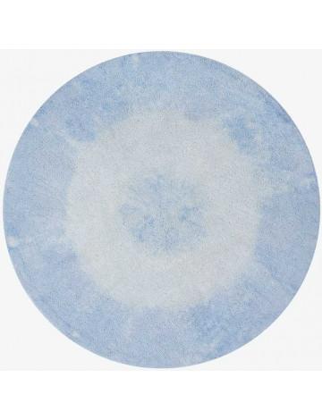 Ковер Lorena Canals Tie-Dye нежно-голубой 150D