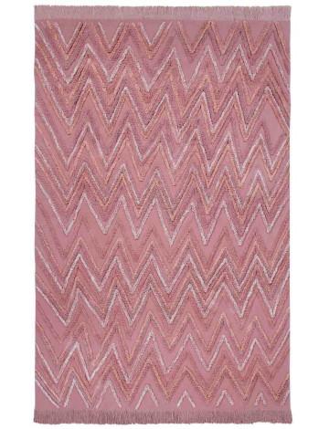 Ковер Lorena Canals Земной каньон розовый 170*240