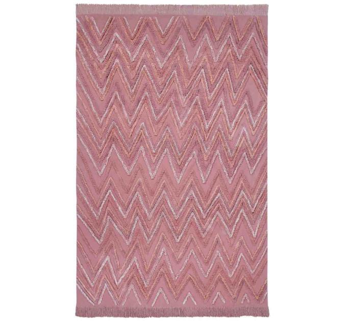 Ковер Lorena Canals Земной каньон розовый 170 на 240 см