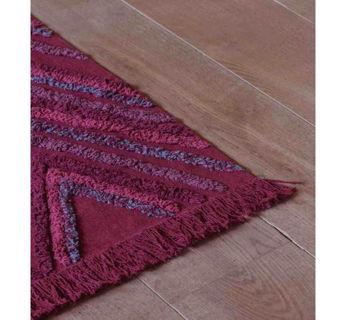 Ковер Lorena Canals Земная саванна красный 170 на 240 см