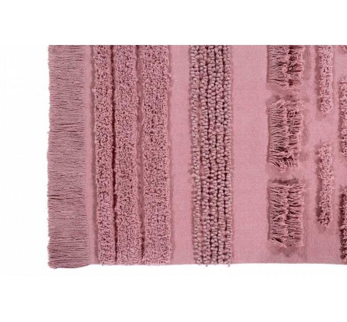 Ковер Lorena Canals Воздушный каньон розовый 140 на 200 см