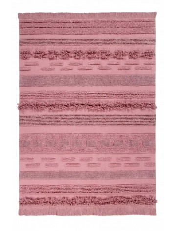 Ковер Lorena Canals Воздушный каньон розовый 140*200