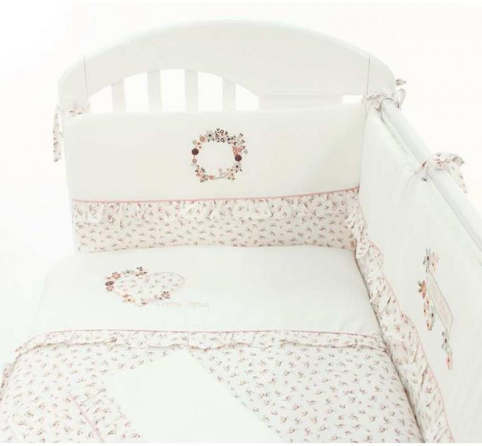 Постельное бельё Funnababy Little Petal в кроватку 120x60