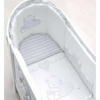 Детское постельное белье Italbaby Love Oval