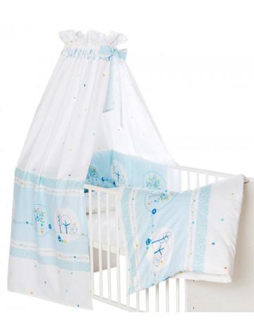 Детское постельное белье Schardt Birdy 70x140 см