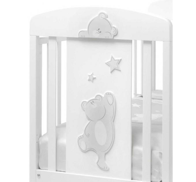 Erbesi Cucu детская кроватка