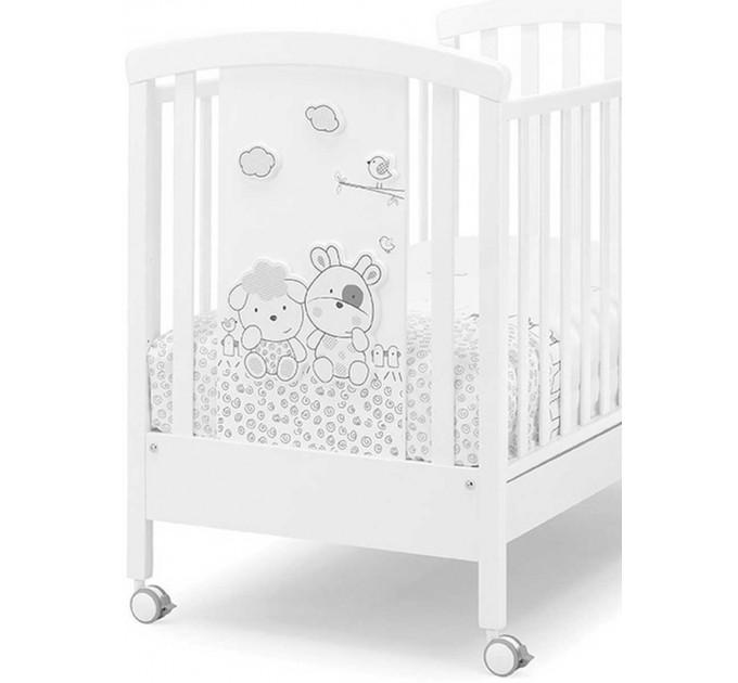 кроватка Erbesi Milky