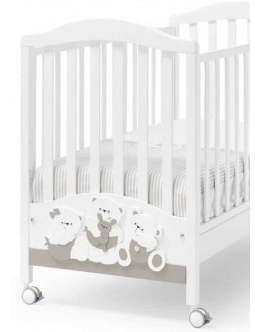 Erbesi Mirtillo детская кроватка