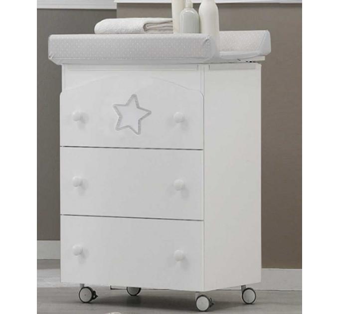 Мебель для новорожденного Erbesi Star
