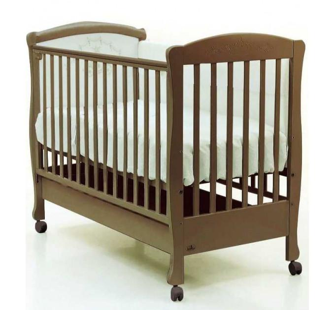 Fiorellino Infant детская кроватка с ящиком для белья