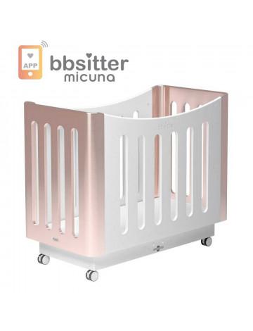 кроватка Micuna BabySitter с качанием