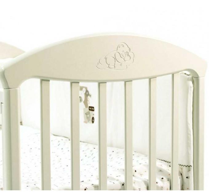 Fiorellino Pu детская кроватка