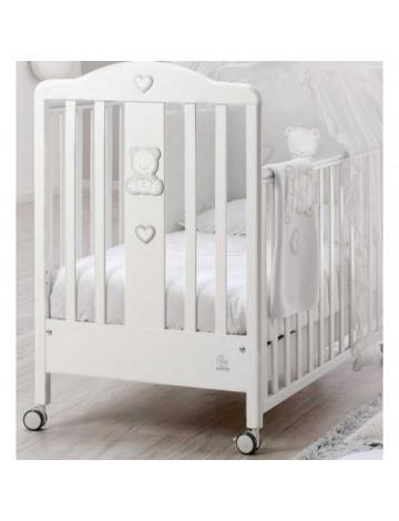 Кроватка Italbaby Amore (белый)
