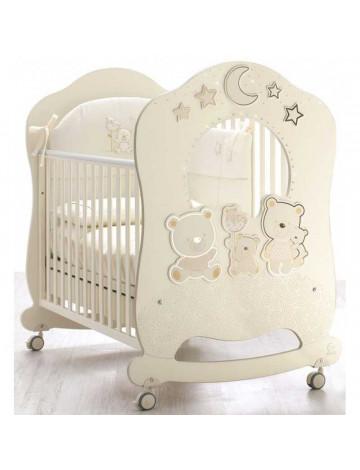 кроватка Italbaby Happy Family Oblo