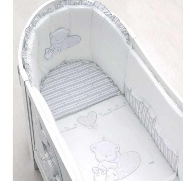 Детская кроватка Italbaby Love Oval