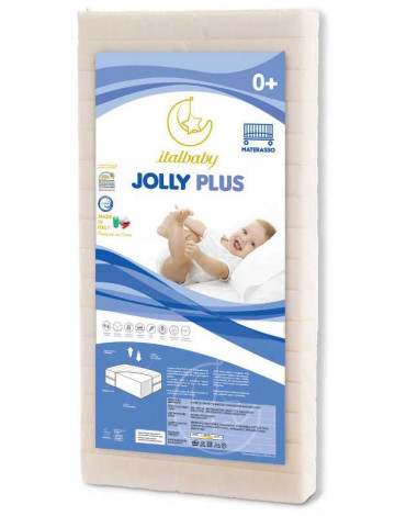 Матрас Italbaby Jolly plus 120х60 см