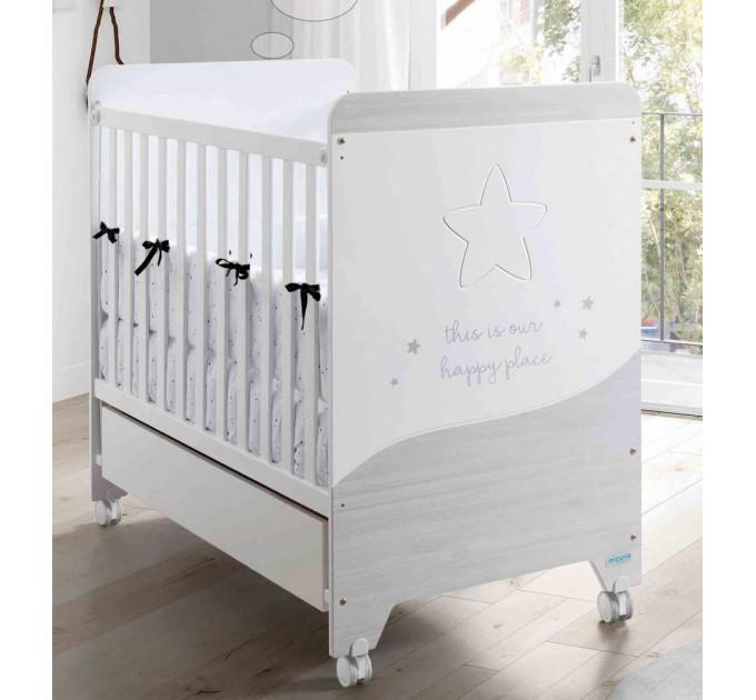 Кроватка Micuna Cosmic для новорожденного