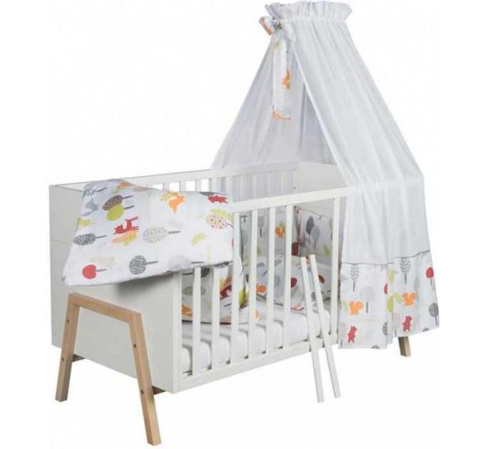 Schardt Holly кровать трансформер для ребенка от рождения