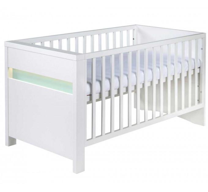 Schardt Planet Turkis кровать трансформер для ребенка от рождения