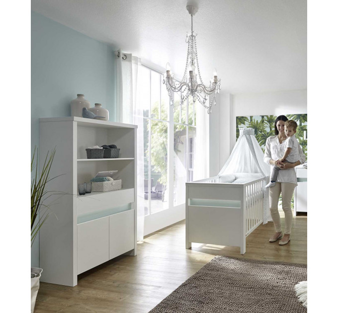 Мебель Schardt Planet Turkis для детской комнаты