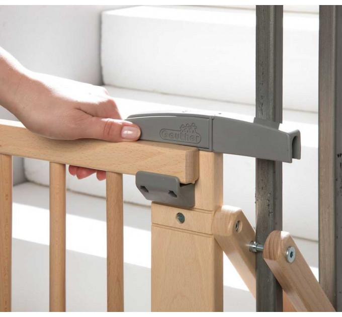 Ворота безопасности для лестницы Geuther 2735 NA от 97,5 до 135 см