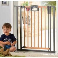 Ворота безопасности Geuther Easylock Wood 2792+