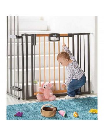 Ворота безопасности Geuther Easylock 2793+ на лестницу