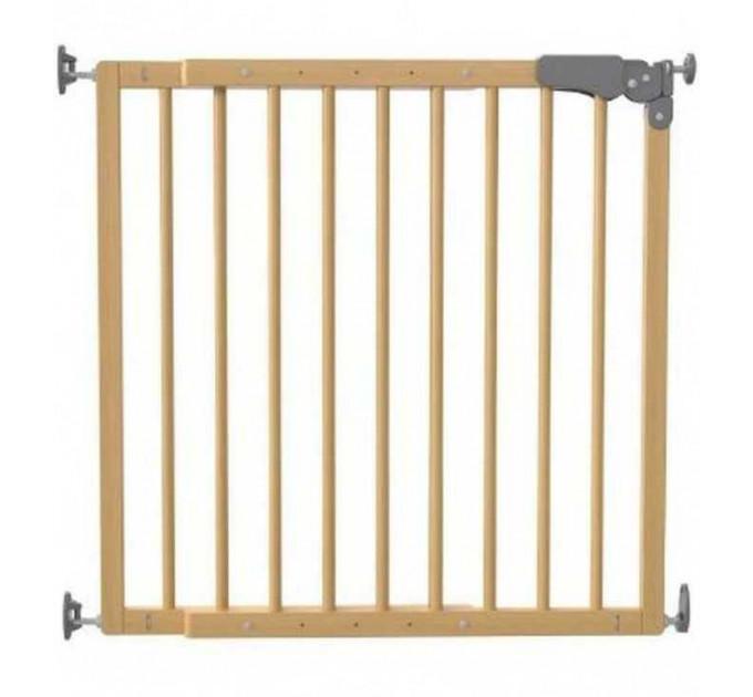 Ворота безопасности деревянные Safe and Care 73-108 см
