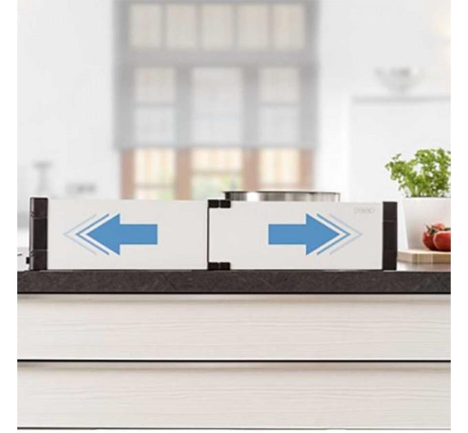 Защитный барьер для варочной поверхности плиты Safe and Care от 55 до 65 см