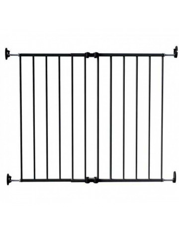 Ворота безопасности Safe and Care 110 Графит от 64 до 99,5 см