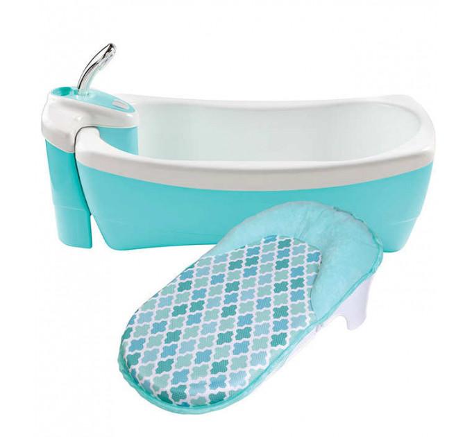Детская ванночка с джакузи и душем Summer Infant Lil' Luxuries