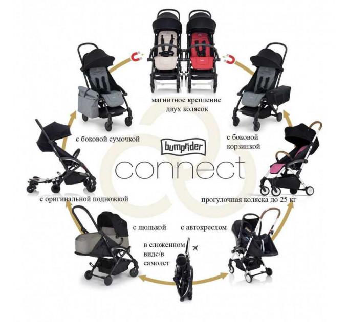 Детская коляска Bumprider Connect 2 прогулочная