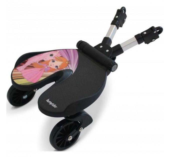 Bumprider универсальная подножка для второго ребенка на коляску