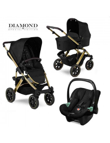 Коляска 3 в 1 FD-Design Salsa 4 AIR Diamond Champagne