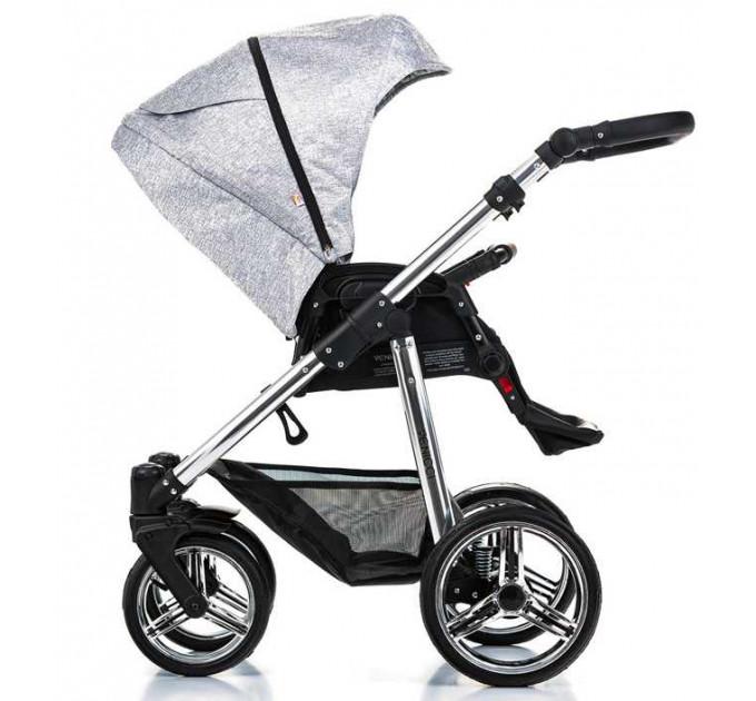 Детская коляска 2 в 1 Venicci Silver